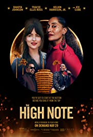 The High Note (2020) cover