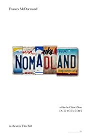 Nomadland (2020) cover