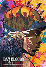 Da 5 Bloods (2020) cover