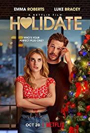 Holidate 2020 poster