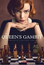 The Queen's Gambit (2020) cover