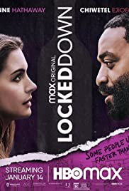 Locked Down (2021) cover