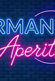 A Barman's Aperitif 2021 poster