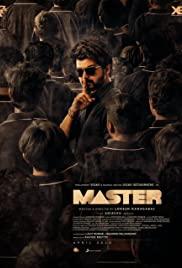 Vijay the Master (2021) cover