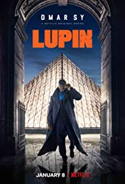Lupin (2021) cover
