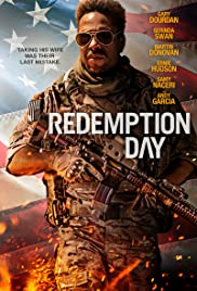 Redemption Day (2021) cover