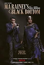 Ma Rainey's Black Bottom (2020) cover