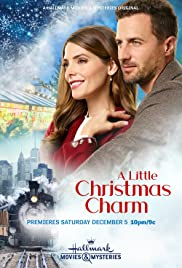 A Little Christmas Charm (2020) cover