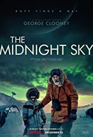 The Midnight Sky 2020 poster