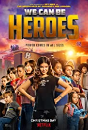 We Can Be Heroes (2020) cover