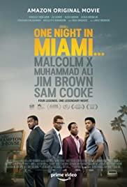 One Night in Miami (2020) cover