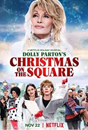 Christmas on the Square (2020) cover
