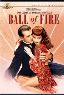 Ball of Fire (1941) cover