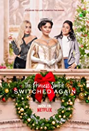 The Princess Switch: Switched Again (2020) cover