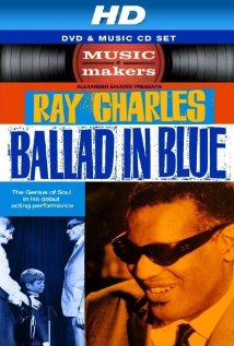 Ballad in Blue (1964) cover