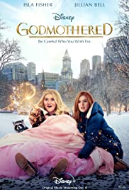 Godmothered (2020) cover