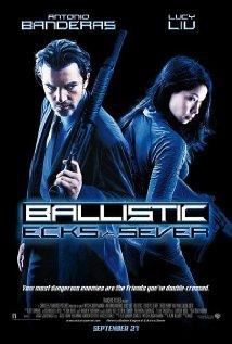Ballistic: Ecks vs. Sever (2002) cover