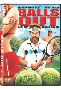 Balls Out: Gary the Tennis Coach (2009) cover