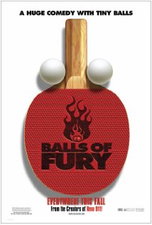 Balls of Fury (2007) cover