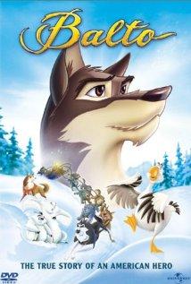 Balto (1995) cover