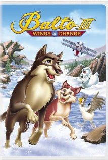 Balto III: Wings of Change (2004) cover