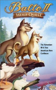 Balto: Wolf Quest (2002) cover