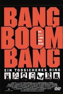 Bang Boom Bang - Ein todsicheres Ding (1999) cover