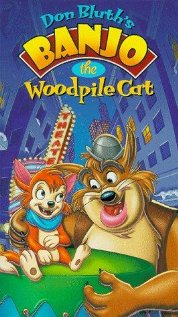 Banjo the Woodpile Cat (1979) cover