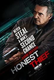 Honest Thief (2020) cover