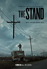 The Stand (2020) cover