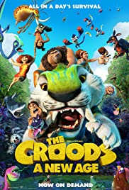 The Croods: A New Age (2020) cover