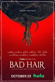 Bad Hair (2020) cover