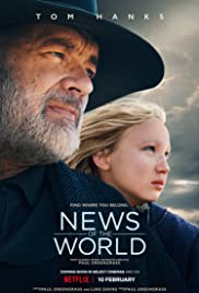 News of the World (2020) cover