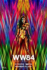 Wonder Woman 1984 (2020) cover