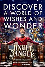 Jingle Jangle: A Christmas Journey (2020) cover