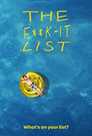 The F**k-It List (2020) cover