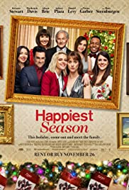 Happiest Season (2020) cover