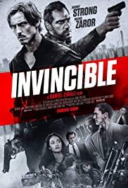 Invincible (2020) cover