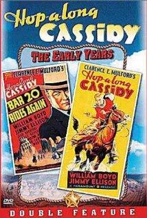 Bar 20 Rides Again (1935) cover