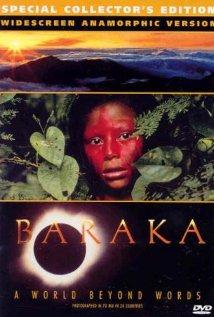Baraka (1992) cover