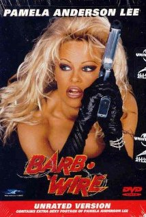 Barb Wire (1996) cover