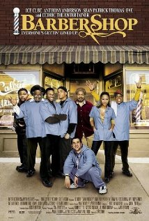 Barbershop (2002) cover
