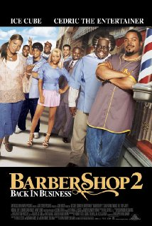 Barbershop 2: Back in Business (2004) cover