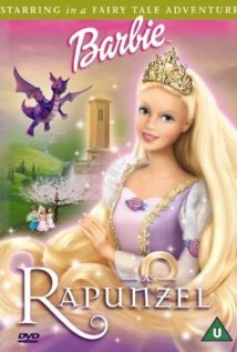Barbie as Rapunzel (2002) cover