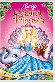 Barbie as the Island Princess (2007) cover