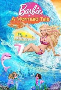 Barbie in a Mermaid Tale (2010) cover