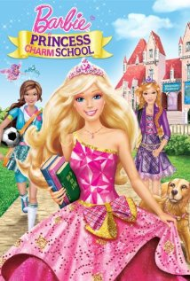 Barbie: Princess Charm School (2011) cover