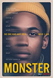 Monster (2018) cover
