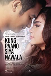 Kung paano siya nawala (2018) cover