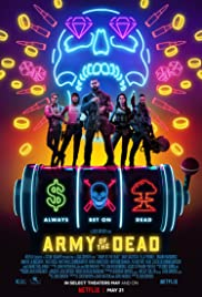 Army of the Dead (2021) cover